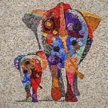 dieren-olifant-kleur