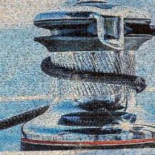 hobby-zeilbootonderdeel