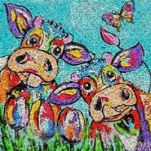 kunst-koeien